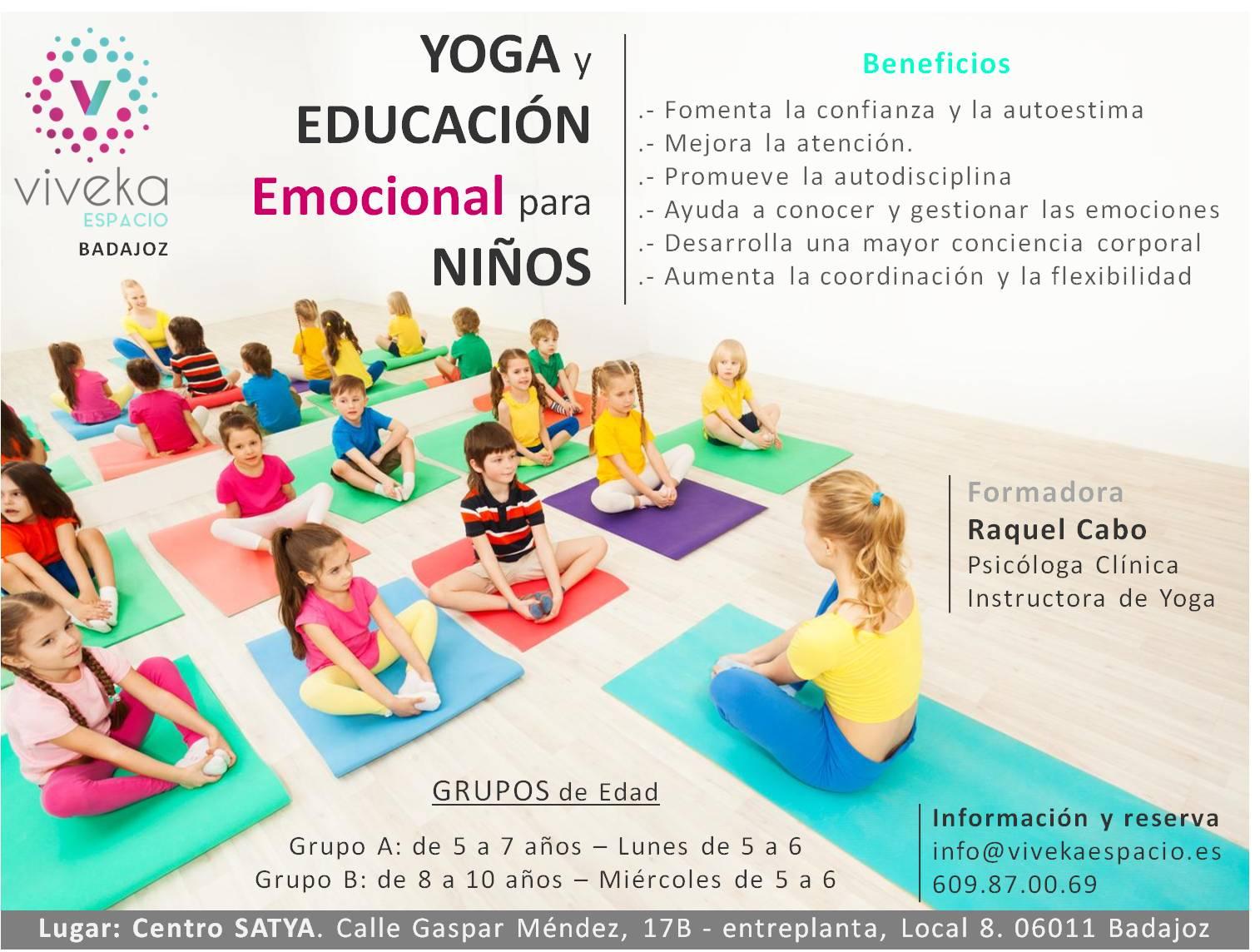 Yoga y Educación Emocional para NIÑOS 2d9f0be6d449